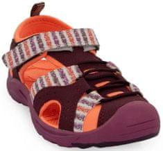 ALPINE PRO obuća za djevojčice BIELO KBTR237846G