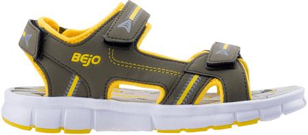 Bejo sandały chłopięce BENI JR 34, khaki