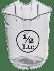 Homemax merilni vrč Kristal, 0,5 L