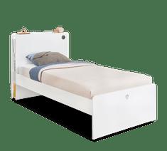 Čilek Studentská postel WHITE 120x200 cm