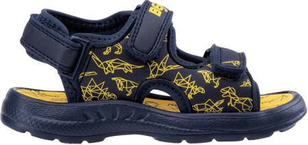 Bejo sandały chłopięce TIMINI KIDS 24, ciemnoniebieskie