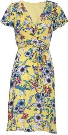 Smashed Lemon Női ruha 20067 Yellow / Multi (Méret XXL)