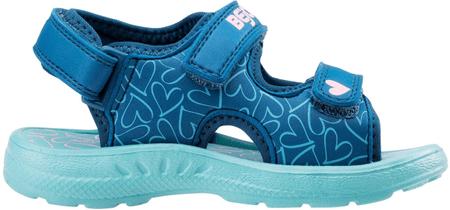 Bejo Timini Kids dekliški sandali, modri, 22