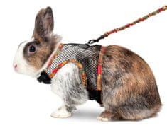 Karlie uprząż ze smyczą dla królików L