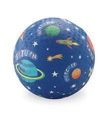 Crocodile Creek Lopta 18 cm - Vesmír / Play Ball 18 cm Space