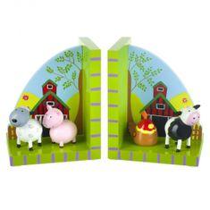 Orange Tree Toys Farma- záložka na knížky