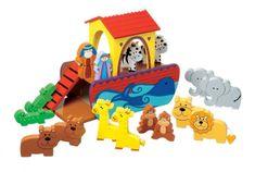 Orange Tree Toys Hrací set- Noemova Archa / Noah´s Ark