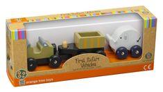 Orange Tree Toys Moje první safari auto / First Safari Vehicles