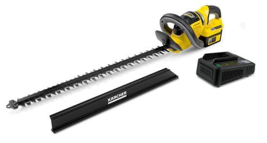 Kärcher Nůžky na živý plot 36 V HGE 36-60 Battery Set (1.444-251.0)