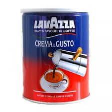 Lavazza Crema E Gusto kava, pločevinka, 250 g