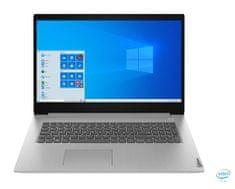Lenovo IdeaPad 3 Ryzen 3 3250U 8GB/256GB 17,3HD+ FreeDOS prenosnik (81W2001YSC)