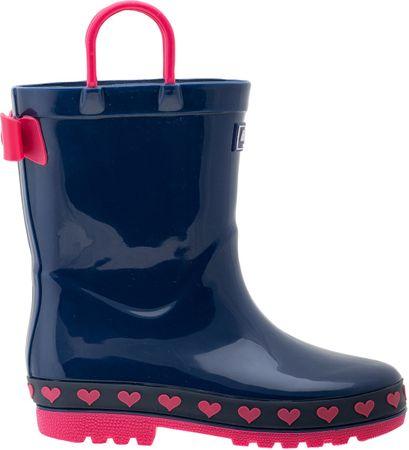 Bejo čizme za djevojčice Puli Wellies Kids, 25, tamno plave