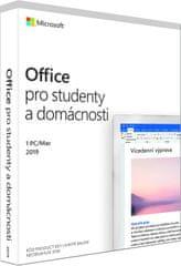 Microsoft Office 2019 pro domácnosti a studenty (79G-05146)
