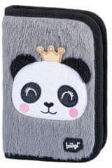 BAAGL školska pernica Panda, klasična, dva odjeljka