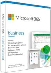 Microsoft 365 Business Standard (KLQ-00211) - elektronická licence