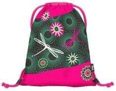 BAAGL torba za papuče Cvijeće