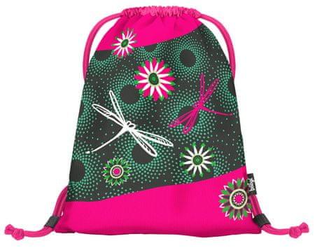 BAAGL torba za copate Cvetlice
