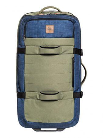 Quiksilver Męska torba podróżna New Reach Burnt Olive EQYBL03183-GPZ0
