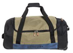 Quiksilver pánská cestovní taška New Centurion Burnt Olive EQYBL03177-GPZ0