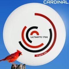 Frisbee Eurodisc Rotation Bird