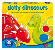 Orchard Toys Barevný dinosaurus