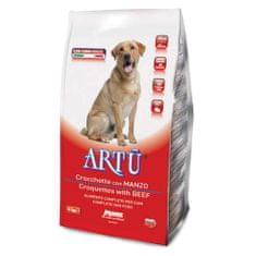 ARTU Dry dog Croquettes hovězí 4kg 21/8 krmivo pro psy