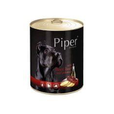 Piper ADULT 800g konzerv felnőtt kutyáknak marhamájjal és burgonyával