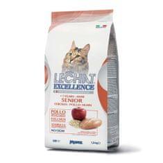 Monge LECHAT EXCELLENCE SENIOR 1,5kg superprémiové krmivo pro kočky