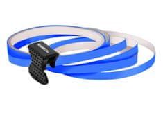 Foliatec Samolepící linka na obvod kola, barva GT modrá