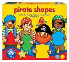 Orchard Toys Učte se tvary s piráty