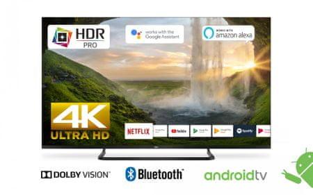 TCL LED 4K UHD 55EP680 televizor, Android 9.0