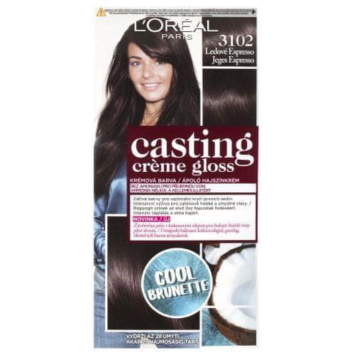 Loreal Paris Farba na vlasy Casting Crème Gloss (Odtieň 200 Ebony Black)