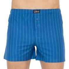 Gino Pánské trenky modré (75147)