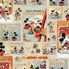Vavex Dětské papírové tapety 70-242 Disney, Mickey Vintage Episode, Kids&Home 6, Graham & Brown,