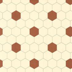 Vavex 7100004, Vliesová tapeta, rozmery 0,53 x 10,05 m
