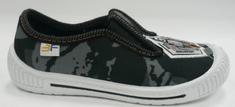 3F Mars 3Sk2/5 platnene papuče za dječake