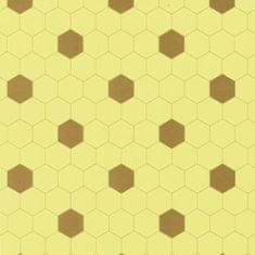 Vavex 7100010, Vliesová tapeta, rozmery 0,53 x 10,05 m