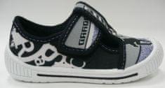 3F Neptun 3Sk3/14 platnene papuče za dječake