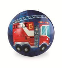 Crocodile Creek Play Ball 10 cm - Hasičské auto / Fire Truck