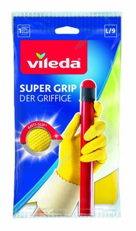 Vileda gospodinjske rokavice Griffige, L