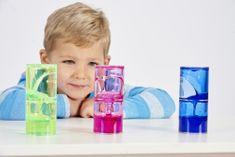 TickIt Válce s barevným olejem II. (sensory ooze tube set)
