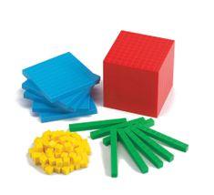 EDX Education Rozkládací set- 4 barvy (Base ten set)