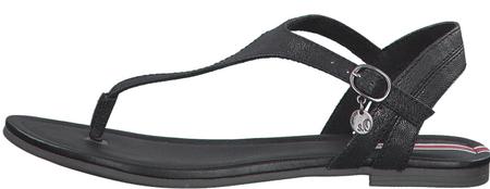 s.Oliver Ženske sandale 28126_2, 36, crne