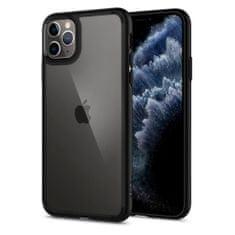 Spigen Ultra Hybrid plastika ovitek za iPhone 11 Pro Max, črna