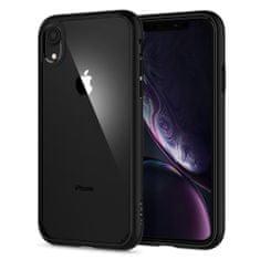 Spigen Ultra Hybrid silikonski ovitek za iPhone XR, črna