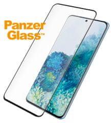 PanzerGlass Premium zaštitno staklo za Samsung Galaxy S20 Plus, crno (7229)