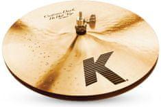 """Zildjian 14"""" K Custom dark hi hat Činely hi-hat"""