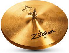 """Zildjian 14"""" A new beat hi hat Činely hi-hat"""