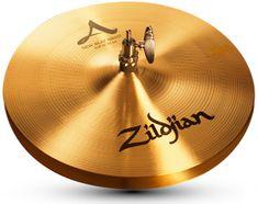 """Zildjian 13"""" A new beat hi hat Činely hi-hat"""