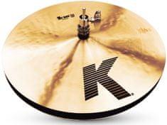 "Zildjian 13"" K/Z special hi hat Činely hi-hat"